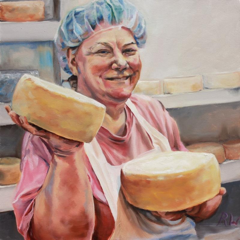 Janice Neilson of Fraga Farm